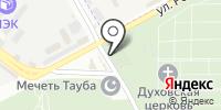 ОлАнд на карте