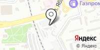 Специализированная муниципальная автостоянка на карте