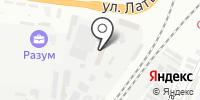 Астарта на карте