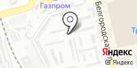 Продуктовый магазин на Генерала Герасименко на карте