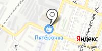 Лисья нора на карте