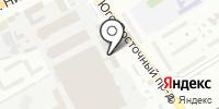 Салон-магазин матрасов на карте