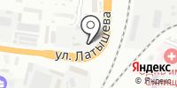 Интерколор-Астрахань на карте