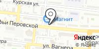 Городская поликлиника №8 им. Н.И. Пирогова на карте