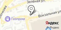 МАДИ на карте