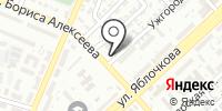 АстраПрофи на карте