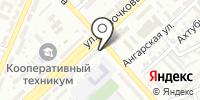Оконный завод на карте