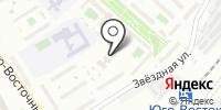 Специализированный дом ребенка №1 на карте