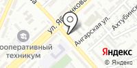 Варенька на карте