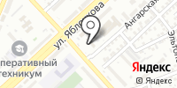 Отдел полиции №2 Управления МВД России по г. Астрахани на карте