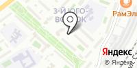 Ананас на карте