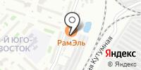 М2 на карте
