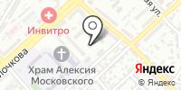 Болдинская на карте