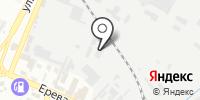 АСК на карте