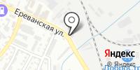 Сармат на карте