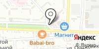 Распутинъ на карте