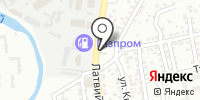 Избушка на карте