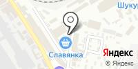 Шукур на карте