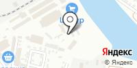 Лора на карте