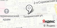 СОАДОР на карте