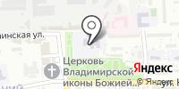 Основная общеобразовательная школа-интернат №1 на карте