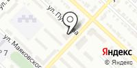 Тигруля на карте