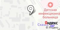 ФайберКон на карте