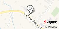 Бахтинский хлеб на карте