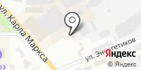 Кировская ТЭЦ-1 на карте