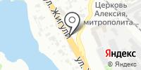 Магазин продуктов на Южном проезде на карте