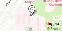 Эжвинский психоневрологический интернат на карте
