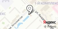 Glamakama на карте