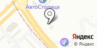 Центр стоек на карте