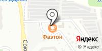 Чинар на карте