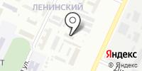 Автоколор на карте