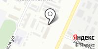 Автомойка на Элеваторной на карте