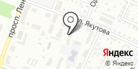 МОЙ на карте