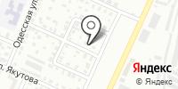 Точка схождения на карте