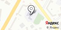 Средняя общеобразовательная школа №159 на карте