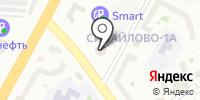 Сипайловский на карте