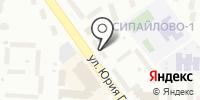 Натали-тур на карте