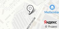 Пластрум на карте