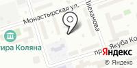 Межведомственный центр помощи детям на карте