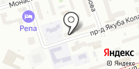 Винтер на карте