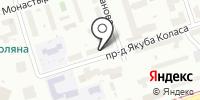 Боярин на карте