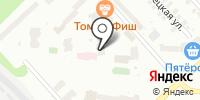 Лана на карте