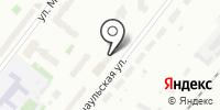 Монетка на карте