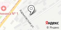 Магнитогорскгазстрой на карте