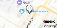 Модест на карте
