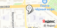 Инмаркон на карте